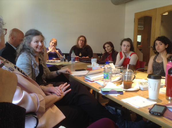 Rebecca Burton, Shellen Lubin, Maria Nieto, Sophia Romma, Jennie Egerdie, and more discuss #EIT #InternationalEIT